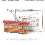 ของเล่นสังกะสี ของสะสม ของเล่น Tintoy = รถรางไฟฟ้าโบราณ=