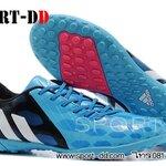 รองเท้าฟุตซอล  adidas Predator Absolado Instinct TF - Blue Black white ไซส์ 39-44 งานระดับTop High Qulity 4A ดันทรง+ถุงผ้าฟรีEms