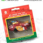 ของเล่นสังกะสี ของสะสม ของเล่น Tintoy = ห้อยเชือก เครื่องบินรบ STJ=