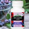 สารสกัดบลูเบอร์รี่ชนิดแคปซูล  (Blueberry Anti-Aging Capsule)