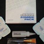 Skin1004 Zombie Pack Mask Korea ซอมบี้ แพ็ค มาส์ก เกาหลี ราคาถูก ขายส่ง ของแท้