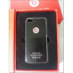 Monster Beats Case for Iphone 5 Black