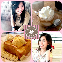 Behind the Scene no.4: Winter...Coffee and Dessert @Sweet Maple