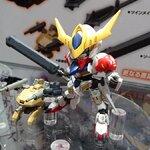 Pre_order: BB Senshi: Gundam Barbatos Lupus DX1200yen สินค้าเข้าปี17 ยังไม่ระบุเดือน มัดจำเต็มได้ถึง 20/11/16