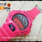 นาฬิกาแฟชั่นงาน mirror g-shock ดิจิตอล กั้นน้ำ