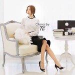 Cliona made' So Class So High Lace Shirt + Skirt Set