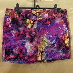 เอว32-35 แบรนด์ Mossimo กางเกงคนอ้วน ขาสั้น ผ้าคอตต้อนผสมสเปนเด็กส์ หลากหลายสีสัน