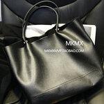 กระเป๋า shopping bag MKMX แท้ สุดค้มมีใบนอกใบในมี 7สี [ขายส่ง750.-จากปกติ 2000.-]