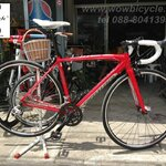 รถจักรยานเสือหมอบ SPECIALIZED ALLEZ C2 COMPACT 2013 สีแดง