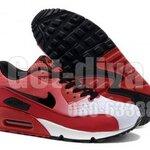รองเท้า Nike Air Max 90 Premium EM shoes สีแดงขาว (40-44)