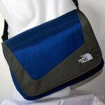 THE NORTH FACE - MESSENGER II -BLUE/GREY