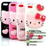 เคส iphone 5 Kitty ซิลิโคนนิ่ม น่ารักๆ