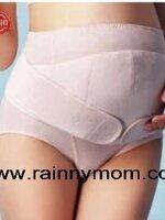 เข็มขัดกระชับหน้าท้อง รัดช่วยพยุงค์ท้องระหว่างตั้งท้องใ้ห้กระชับและลดการการหน่วงของท้อง ให้สบายมากยิ่งขึ้น