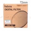 Selens Pro UV 72mm Ultra-thin