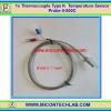 1x Thermocouple Type K Temperature Sensor Probe 0-800 C