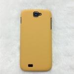 เคสแข็ง Truebeyond 3G Hard Case Shall ( สีเหลือง )