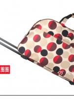 กระเป๋าเดินทางล้อลาก 24 นิ้ว กันน้ำ หิ้วหรือลากขึ้นเครื่องได้ ไม่ต้องโหลดกระเป๋า (ส่งฟรี Kerry Express)